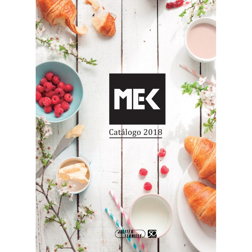 Catálogo MEK 2018